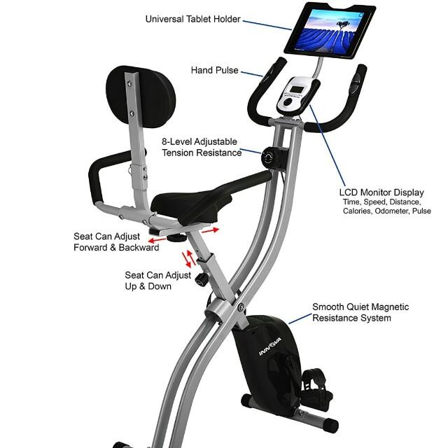 Innova Stationary Bike (Like New)