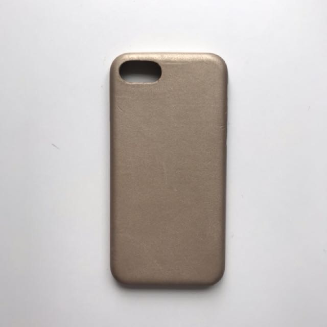 iPhone 6/6s Gold phone case