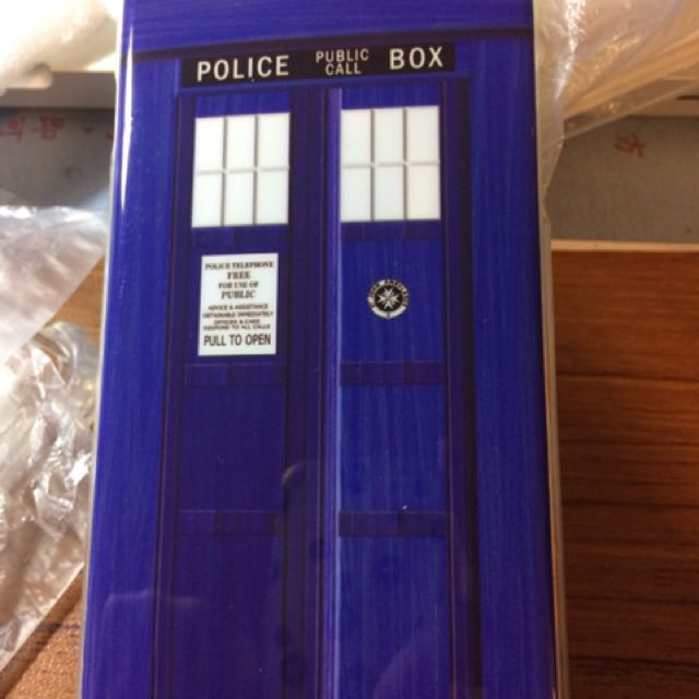 iPhone 7 英國超時空奇俠(異世奇人) Doctor Who手機殼保護殼軟殼手機套保護套