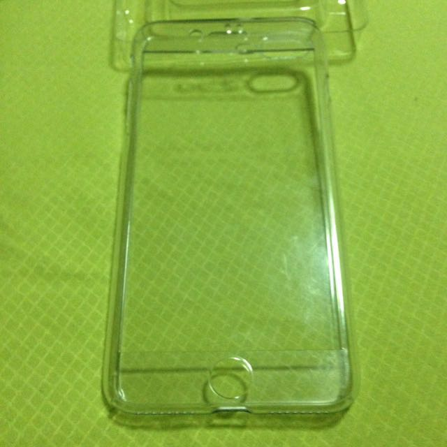 Iphone 7plus Clear Case
