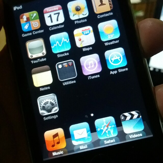 iPod 2nd Generation