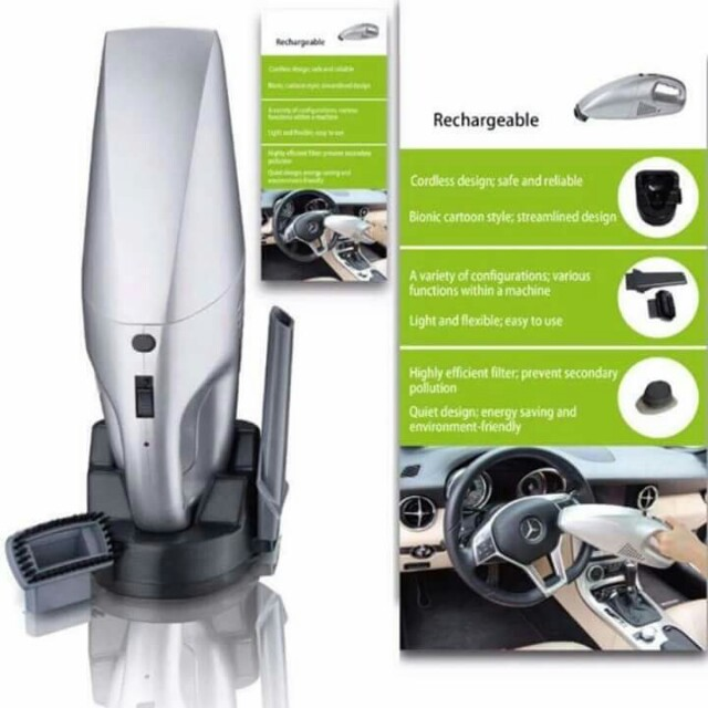 JK 008 Car Vacuum Cleaner