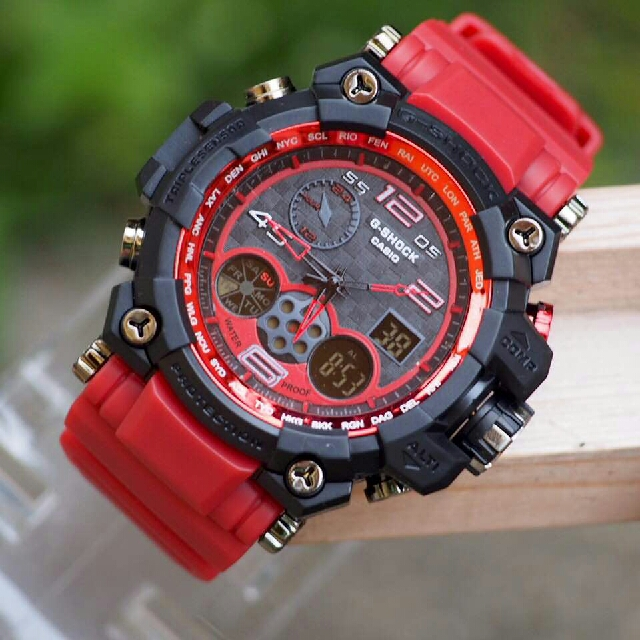 Jt G Shock Ferrari Limited Edition Watch Luxury Watches On Carousell