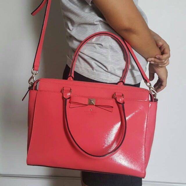 Kate Spade Pink Bag Original