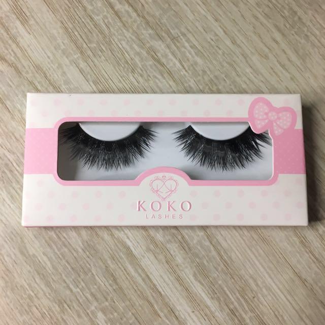 34689deac66 KOKO Lashes - Stella , Health & Beauty, Makeup on Carousell