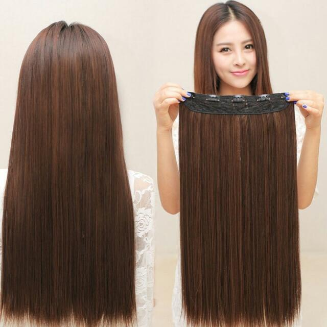 Korean Hairclip Lurus Smothing