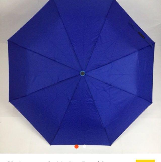 Led Flashlight Automatic Umbrella