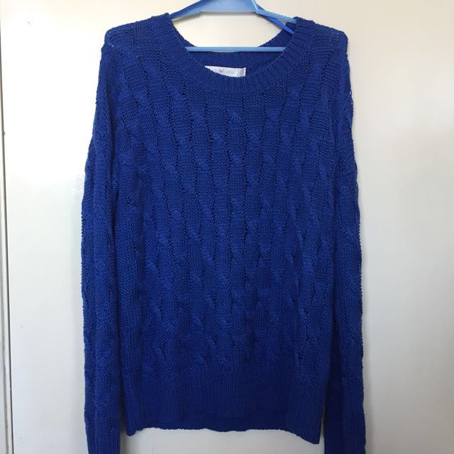 Light Knitted Sweater
