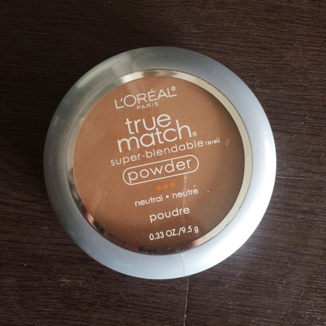 Loreal True Match Powder