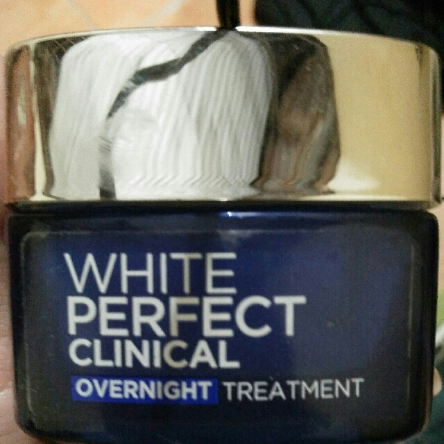 Loreal White Perfect Clinical Overnight Treatment