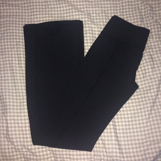 Lululemon pants reversible