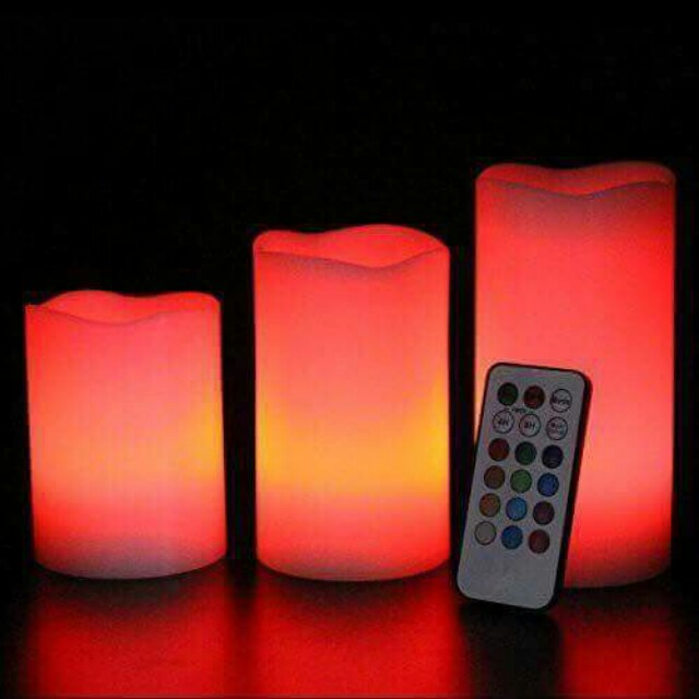 Luma Candle Lights