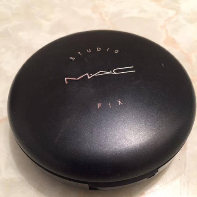 MAC Full Cov Powder Foundation