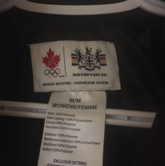 Med mint condition Canada jacket