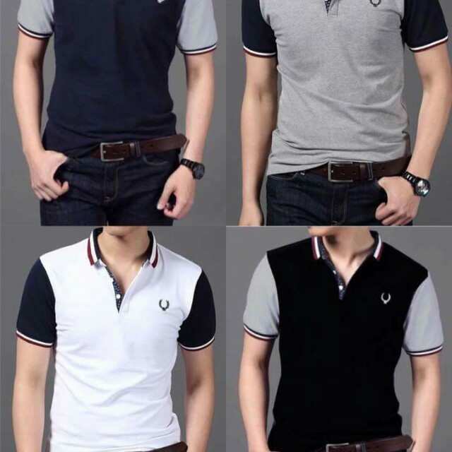 Men's Collared Shirt