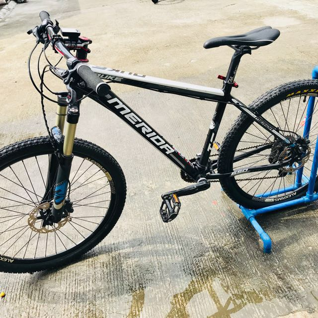Merida Duke, Sports, Bicycles on Carousell