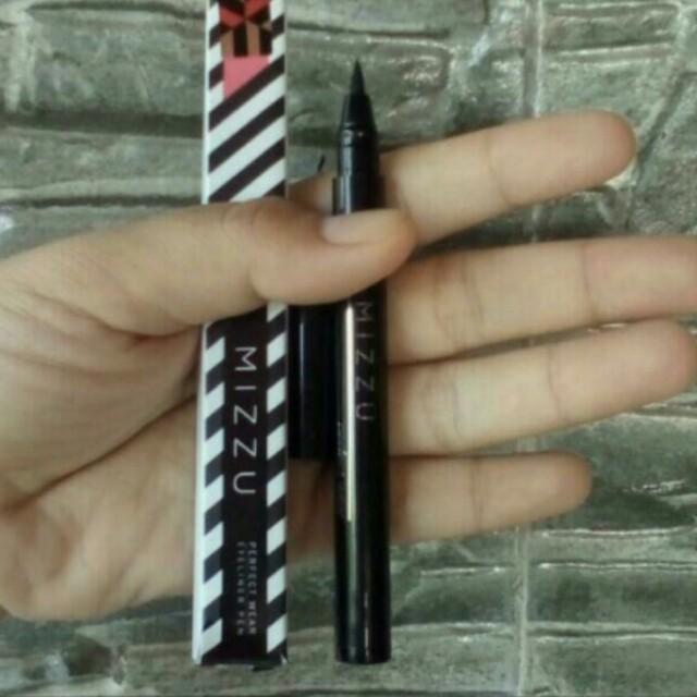 Mizzu eyeliner pen black perfect wear