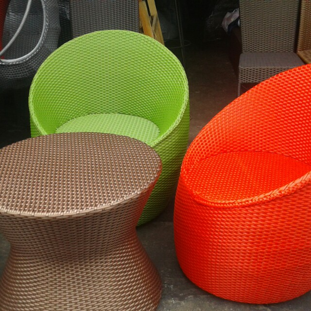 modern synthetic rattan furniture sala set home furniture on