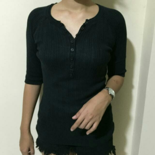 Mossimo Knitted Top