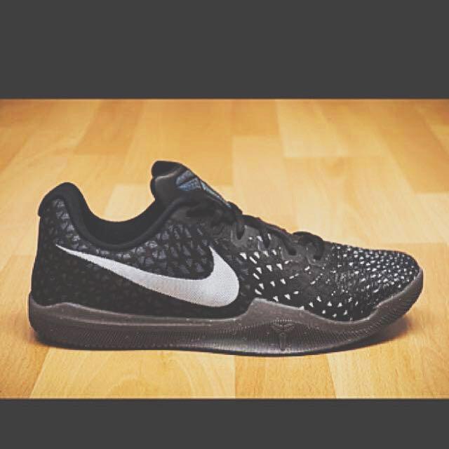 Nike Kobe Mamba Instinct - Dark Grey