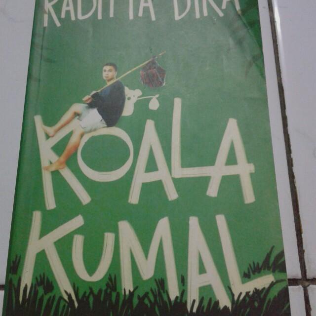 baca novel koala kumal