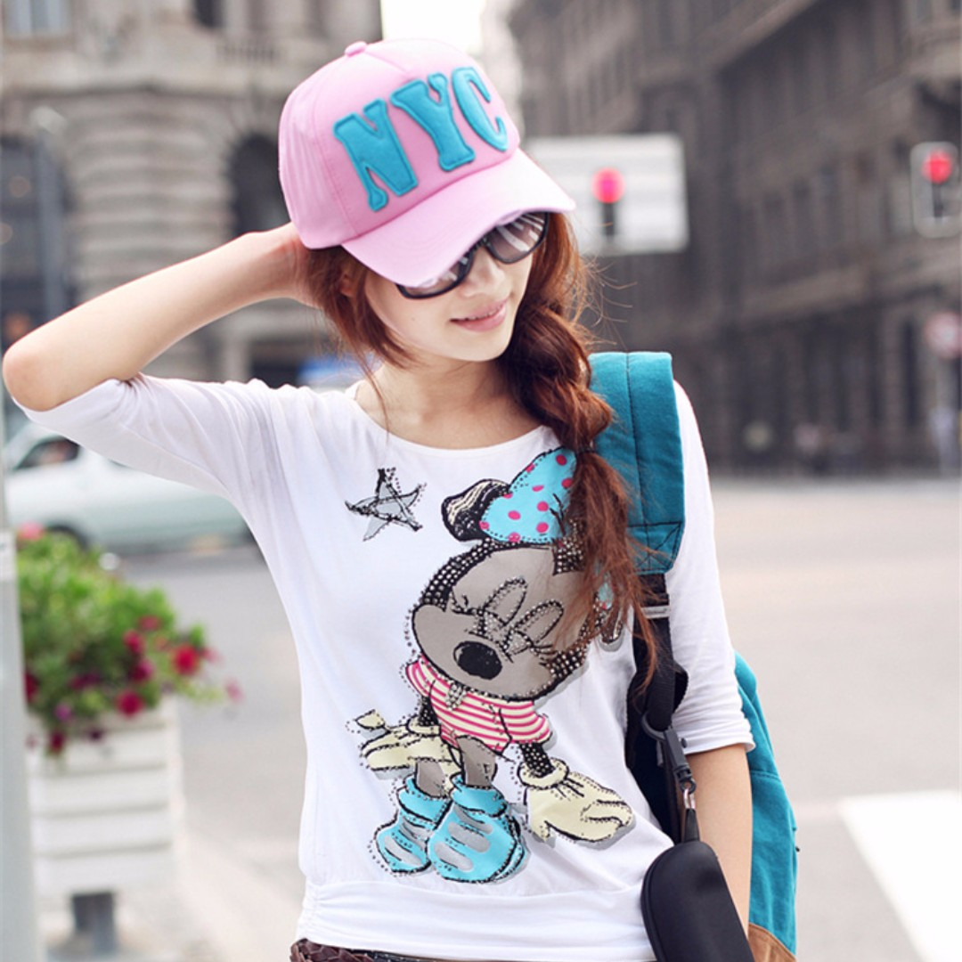 韓版NYC棒球帽