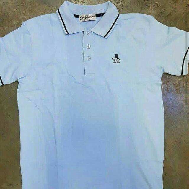 PENGUIN Polo Shirt for HIM 💯% Authentic OveRun