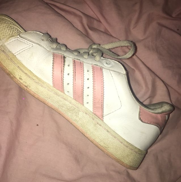 Pink Superstar Adidas