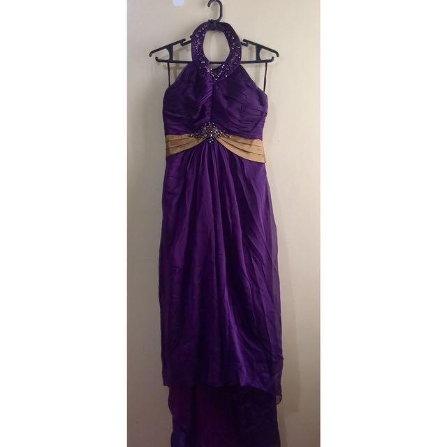 Pre-Love Bride's Maid Gown