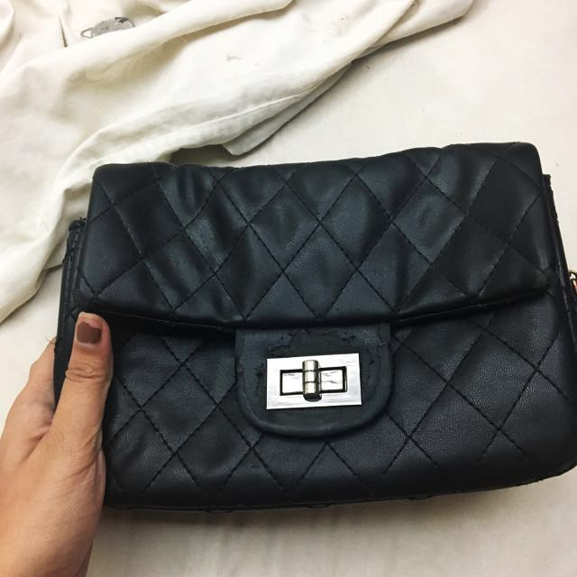 preloved PULL and bear bag