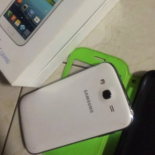 Preloved Samsung Galaxy Grand Duos