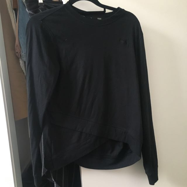 Puma Size 12 Sports Jumper