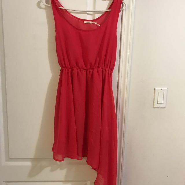 Reduced**red Dress