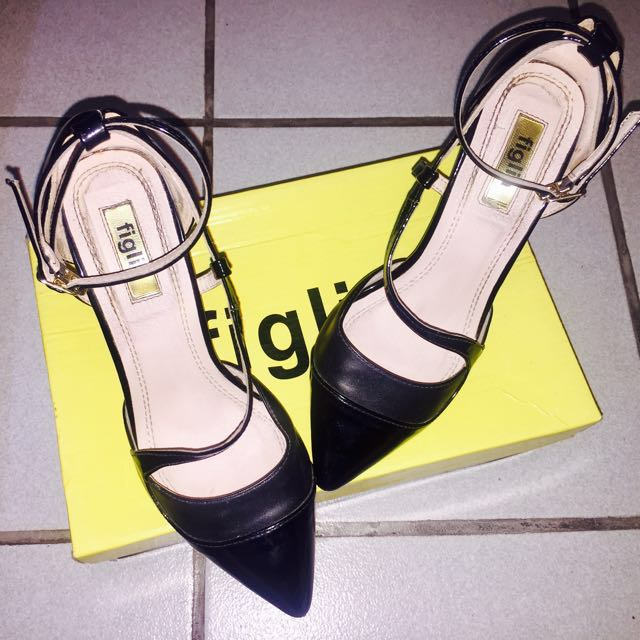 Repriced!!! Figlia Corporate High Heels