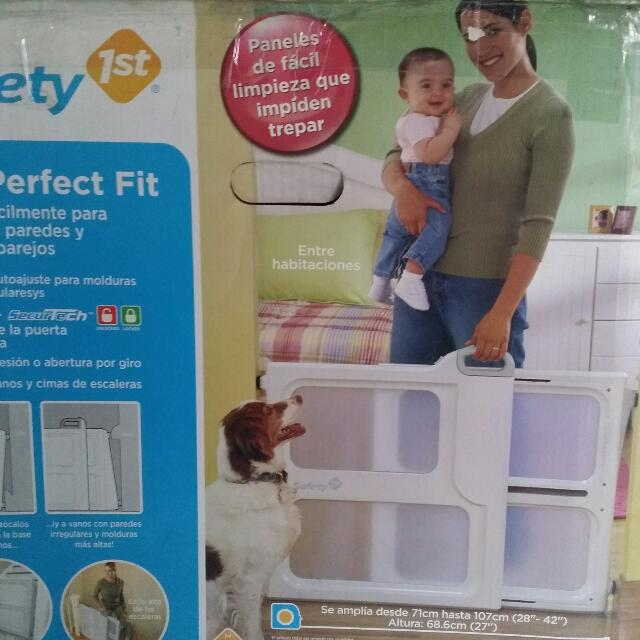 Safety First Perfect Fit Gate