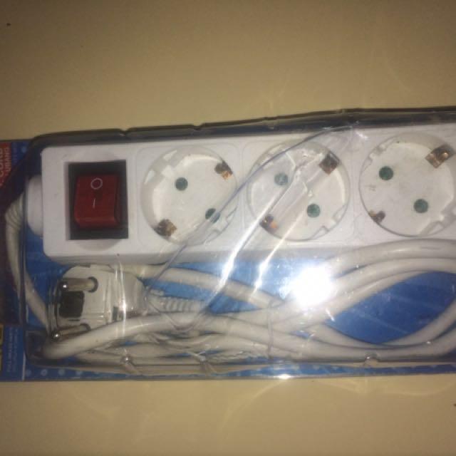 Sambungan kabel kenmaster