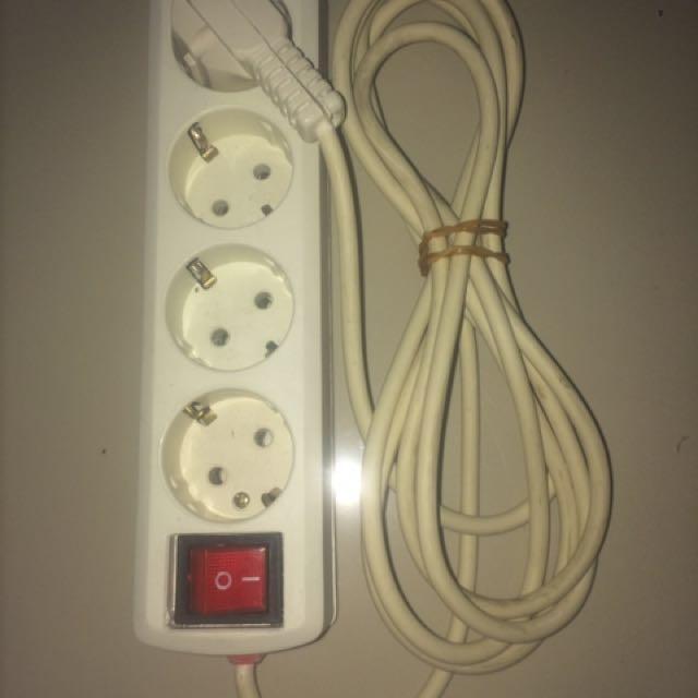 Sambungan kabel panjang