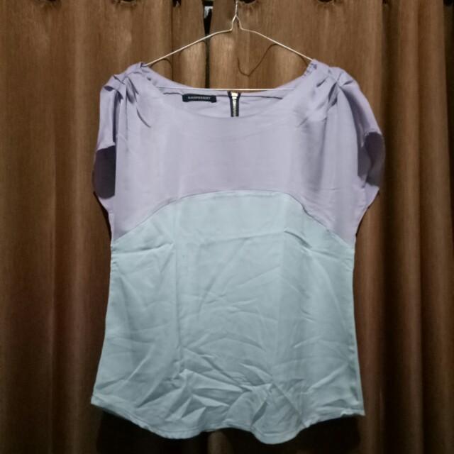 Shirt purple tosca