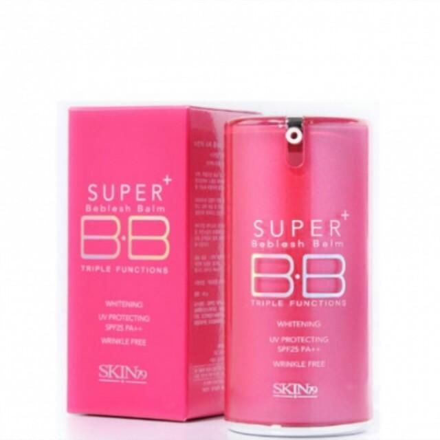 Skin79 super+bb霜 #舊愛換新歡