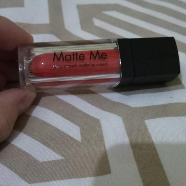 Sleek matte lip cream 3ml