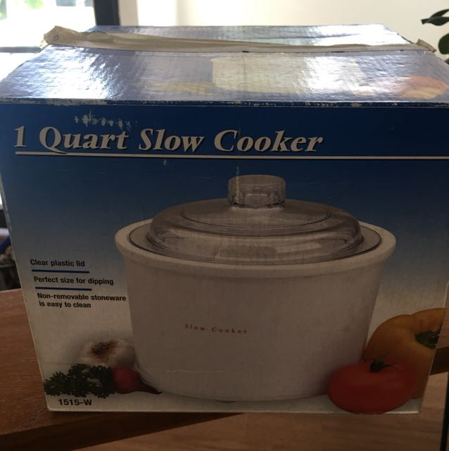 Slow Cooker 1 quart