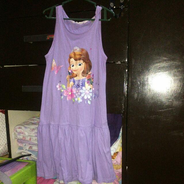 Sophia the first dress H & M