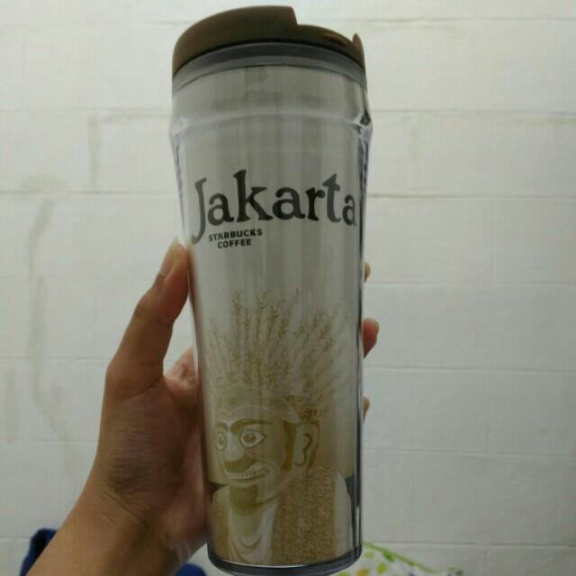 "Starbucks Tumbler NEW ""JAKARTA"" Edition"