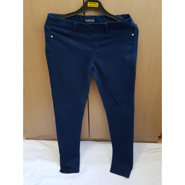 Stradivarius denim jeans (blue)