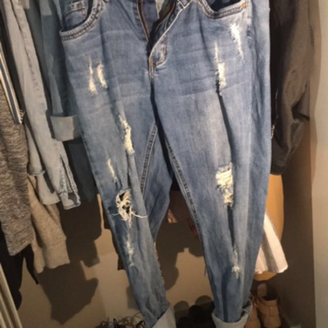 Supre Boyfriend Jeans