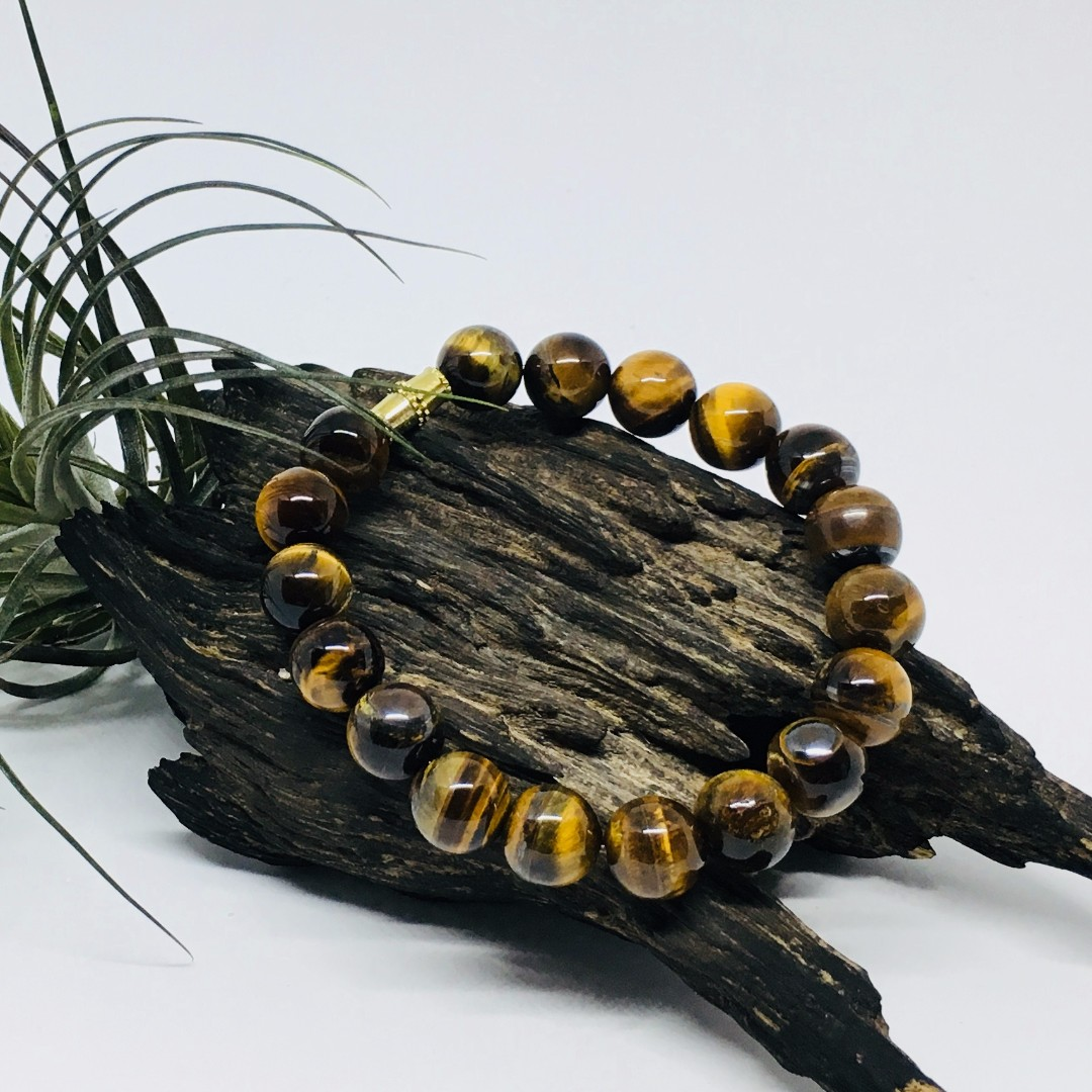 Tigers Eye Crystal Bracelet