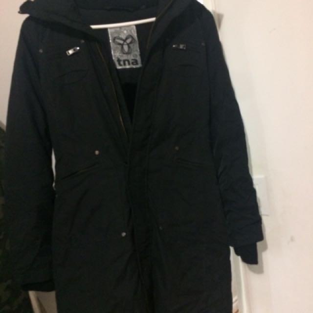 TNA jacket XS