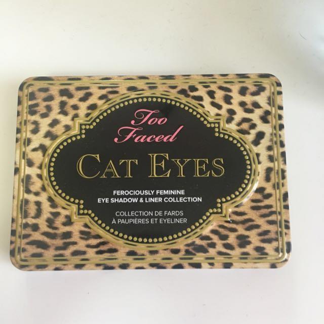 TooFaced Cat Eyes Palette