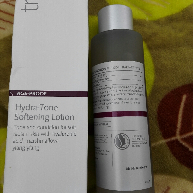 Trilogy Hydrating Lotion