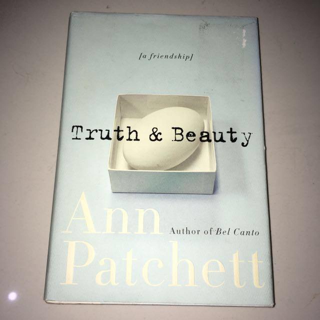 Truth & Beauty by Ann Patchett